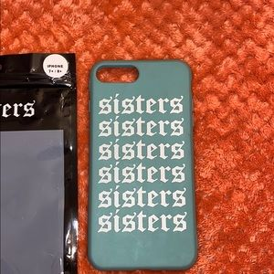 Accessories - James Charles Sisters case (teal)